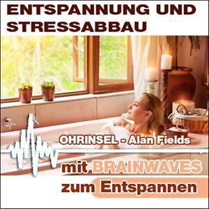 CD - Brainwave Meditation Entspannung Stressabbau Wellness - Burn Out Vorbeugung