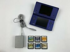 Nintendo DSi -  Handheld Console 6 Game Bundle Lot