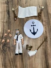 READ! Poopdeck Pappy Mezco One:12 Exclusive MDX Popeye The Sailor Man Figure