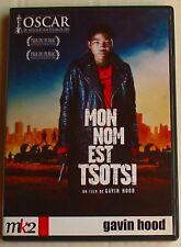 DVD MON NOM EST TSOTSI - Presley CHWEYAGAE / Terry PHETO