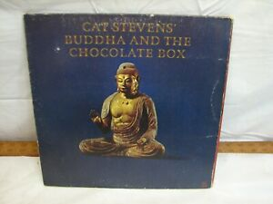 Cat Stevens Buddha and the Chocolate Box LP Vinyl Record Bell A&M SP3623 1974