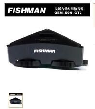 Original Fishman GT2 Pickups For Acoustic Guitar Use ONBOARD PREAMPS