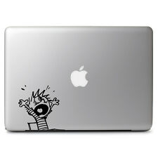 Calvin & Hobbes In Class Decal Sticker for Macbook Laptop Dell HP Samsung Decor