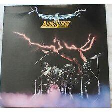 ANDY SURDY - Omonimo S/T - RENATO BRIOSCHI LP VINYL 1979 NEAR MINT CONDITION