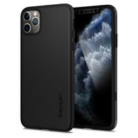 iPhone 11, 11 Pro, 11 Pro Max Case | Spigen® [Thin Fit 360] Protective Cover