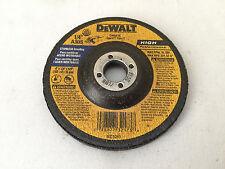 "NEW Dewalt 4"" Stainless Metal Grinding Wheel 1/4"" Thick 5/8"" Arbor Canada"