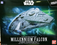 BANDAI Starwars 1/144 Millennium Falcon Lando Calrissian Version Han Solo Model