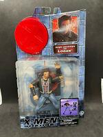 Toy Biz Marvel X-Men The Movie Hugh Jackman Logan Wolverine NIP