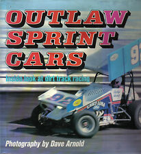 Outlaw Sprint Cars Inside Look at Dirt Track Racing Manufacturers People Engines