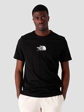 The North Face Fine Alpine Equipment 3 T-Shirt Herren Schwarz Activewear Top