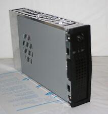 Icy Dock UC988AK-100-B IDE Ultra ATA HDD Drive Dock Key, Fan, Black