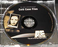 COLD CASE FILES Green River Killer - Rare A&E DVD, Bill Kurtis, 5 episodes total