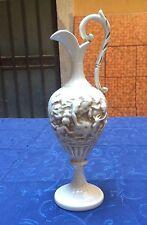 Anfora In Porcellana Capodimonte Anni 60