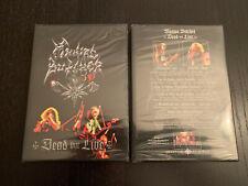 "MANIAC BUTCHER- ""Dead But Live"" DVD"