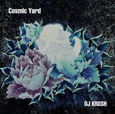DJ KRUSH Cosmic Yard CD JAPAN 2018