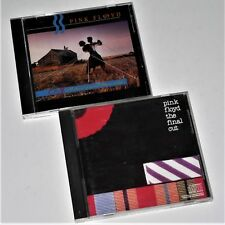 PINK FLOYD - A COLLECTION OF GREAT DANCE SINGS / THE FINAL CUT - 2 x CD