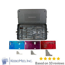 Orthopedic Mini-Micro Fragment System/Set/Kit 1.5/2.0/2.7mm Top Quality-Keebomed