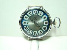 Pocket Watch Ussr Soviet Molnia Molnija