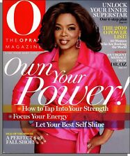 O The Oprah Magazine - 2010, October - Own Your Power! Tap Into Your Strength