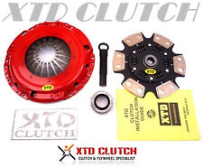 XTD STAGE 3 PERFORMANCE CLUTCH KIT GOLF PASSAT JETTA CORRADO GTi 2.8L VR6 (5spd)