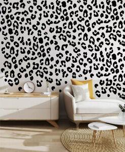 150 Leopard Print Vinyl Decal Stickers Animal cheetah Print Wall Sticker Wall