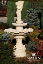 Fountain Garden Pond Fountain Steinbrunnen Garden Fountain Stone Fountain