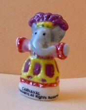 Fève Babar le Roi de la Fête (embouts de crayon) - 2003 - Le Carnaval