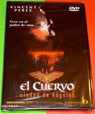 EL CUERVO CIUDAD DE ANGELES -DVD R2- Precintada