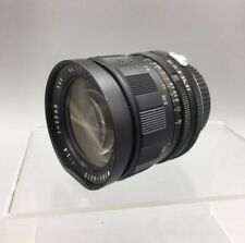 Soligor Wide-Auto 28mm f/2.8 lens with Minolta SR mount - Fast Free Ship - C20