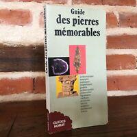 Pierre Ferran Guida Delle Pietre Squadre Guide Horay 1989