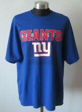New York Giants Nfl Team Apparel Majestic 2015 Season Schedule 2Xl Shirt Nwt