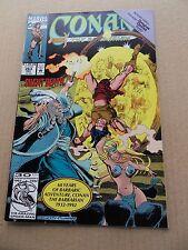 Conan The Barbarian 263 .   Marvel 1992 -     VF - minus