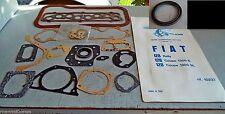 FIAT 128 RALLY-COUPE' 1300 S/SL  -  SERIE GUARNIZIONI MOTORE + PARAOLIO