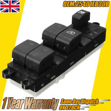 Front Right Electric Power Window Master Switch Control for Nissan Navara/D40