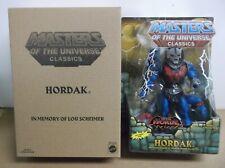 He-Man Masters of the Universe MOTU Classics Hordak with Imp 2014 NOC Mattel