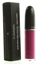 MAC Retro Matte Liquid Lipcolour Gloss in Slipper Orchid Deep Pink NEW Full Size