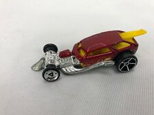 Red Surf Crate Hot Wheels Loose Diecast Car