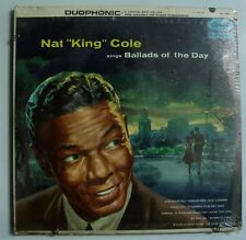 NAT KING COLE Sings Ballads of the Day RARE Duophonic LP SEALED CAPITOL DT-680
