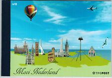 Nederland  Prestigeboekje 8 Mooi Nederland  (pr8)