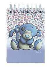 Me To You Blue Nose Friend A7 Notepad, Note Book - Coco the Monkey