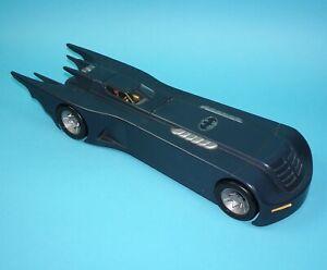 BATMAN ANIMATED SERIES BATMOBILE 99% COMPLETE 1992 KENNER