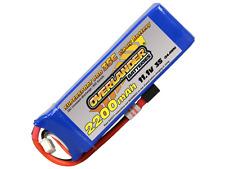 Overlander 0002567 Supersport Pro 11.1V 2200 mAh 35C LiPo RC Model Toys Battery