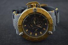 Invicta Subaqua Dark Grey Dial Gunmetal Polyurethane Men's Watch 17124