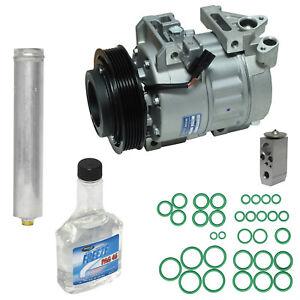 AC Compressor Kit Fits Nissan Altima 2007-2012 L4 2.5L Brand New