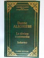 La divina commedia InfernoAlighieri dantefabbri classici poesia note Scarpati