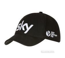 SKY PINARELLO CASTELLI Cycling Pro Team Podium Cap Casual Hat BLACK