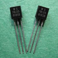 1000 Pcs 78L05 TO-92 LM78L05ACZ LM78L05 L78L05 5V 100MA