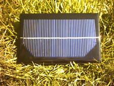 9V 1 WATT RESIN SOLAR PANEL FOR CHARGING 6 VOLT ELECTRIC FENCE ENERGISER BATTERY