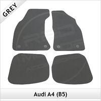 Audi A4 Estate Avant B5 1995-2001 Tailored Carpet Car Floor Mats GREY