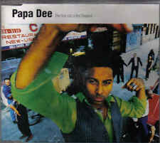 Papa Dee-The first Cut Is the Deepest cd maxi single